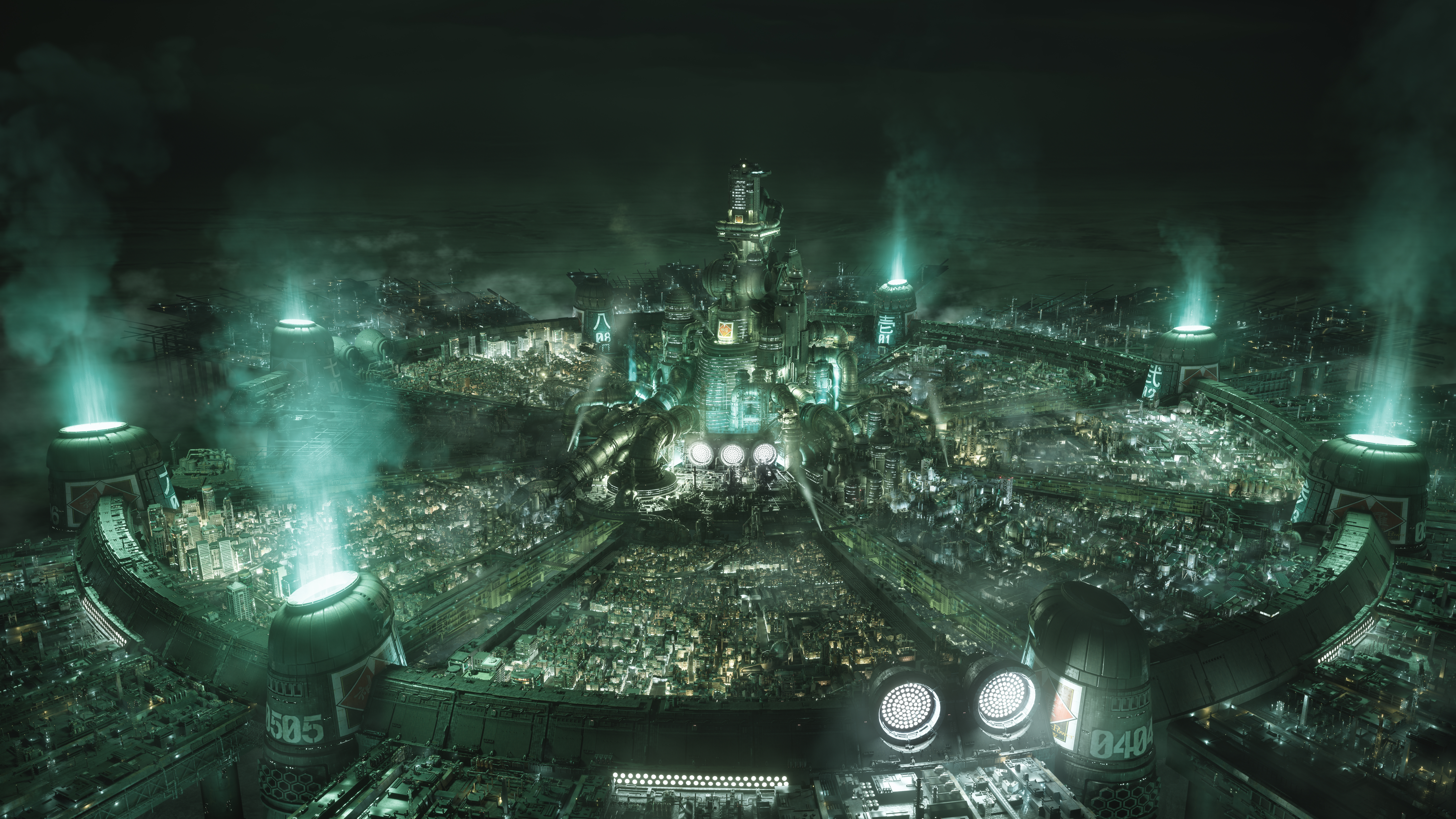 screen cap of FINAL FANTASY VII REMAKE video game