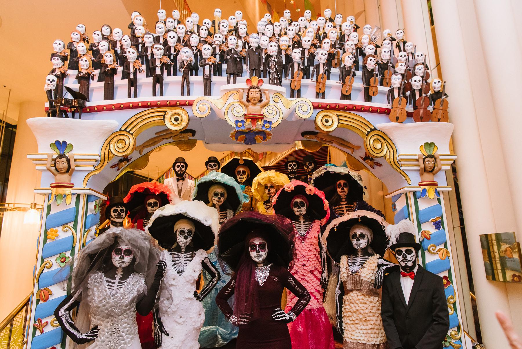 Día de los Muertos Community Concert