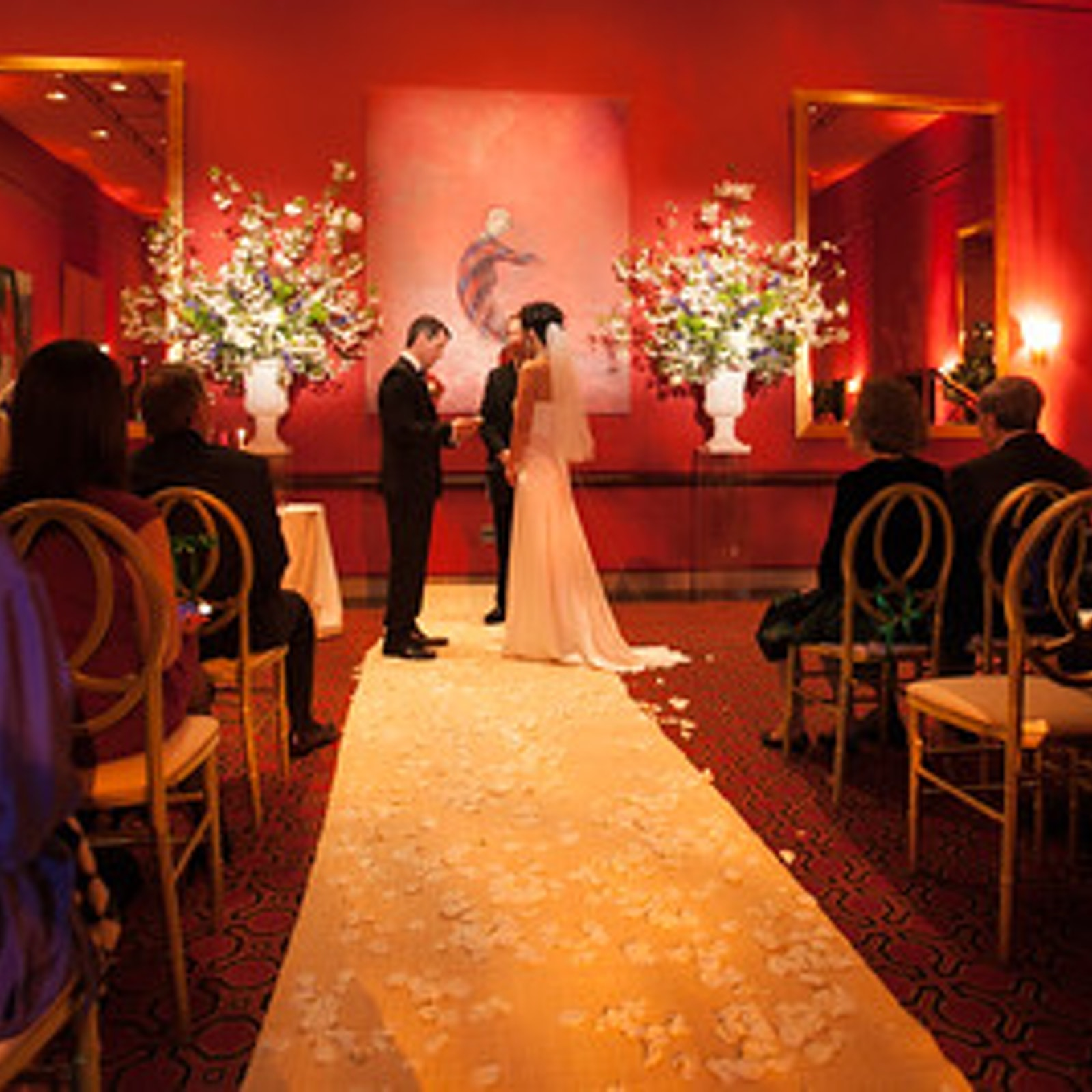 Intimate Reception Gallery
