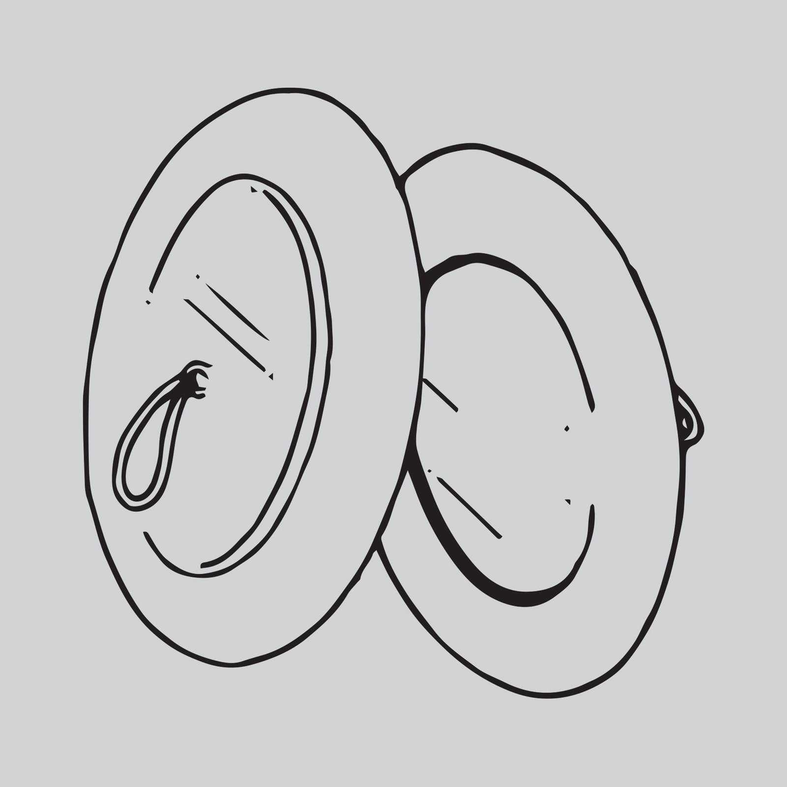 CYMBALS OUTLINE
