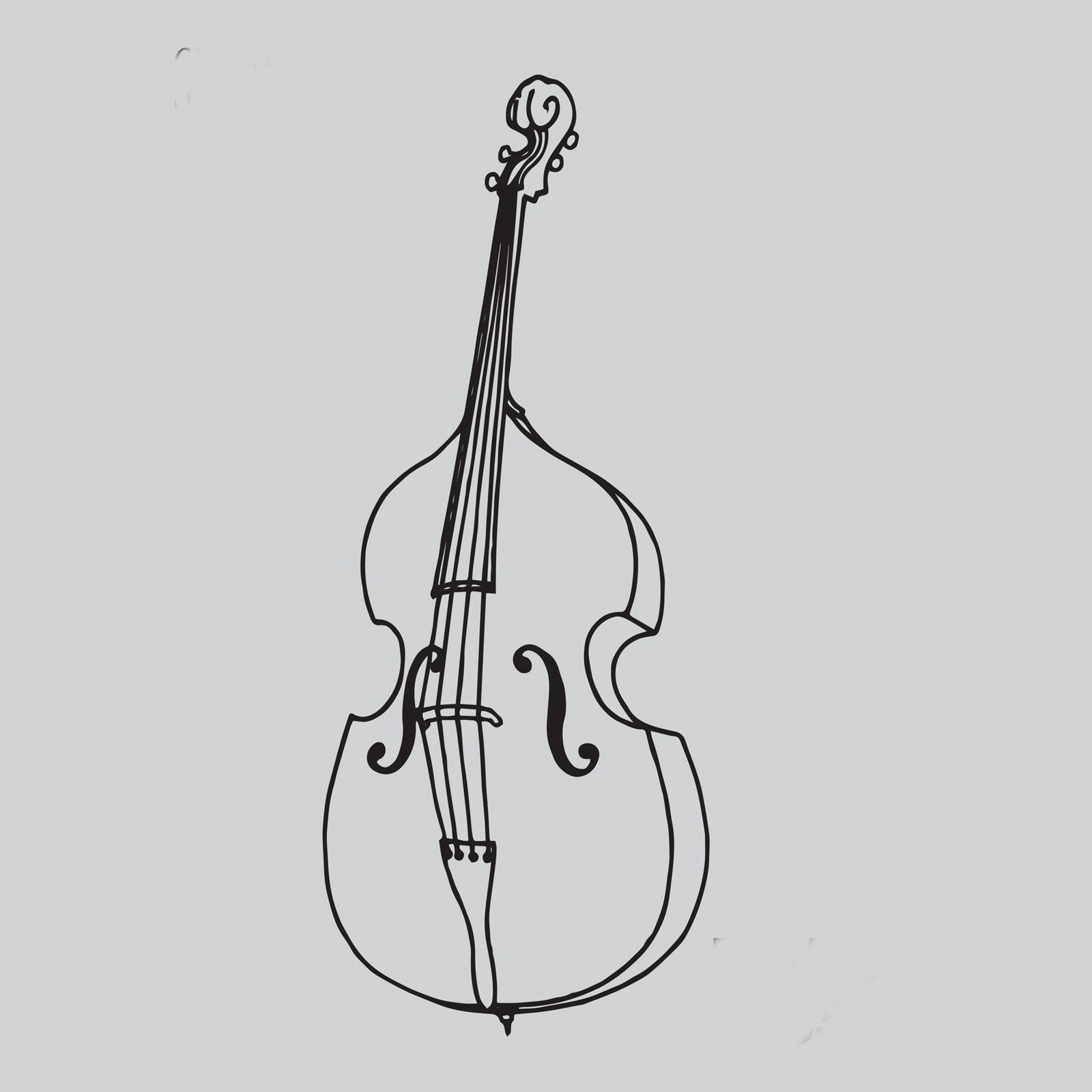 DOUBLE BASS OUTLINE