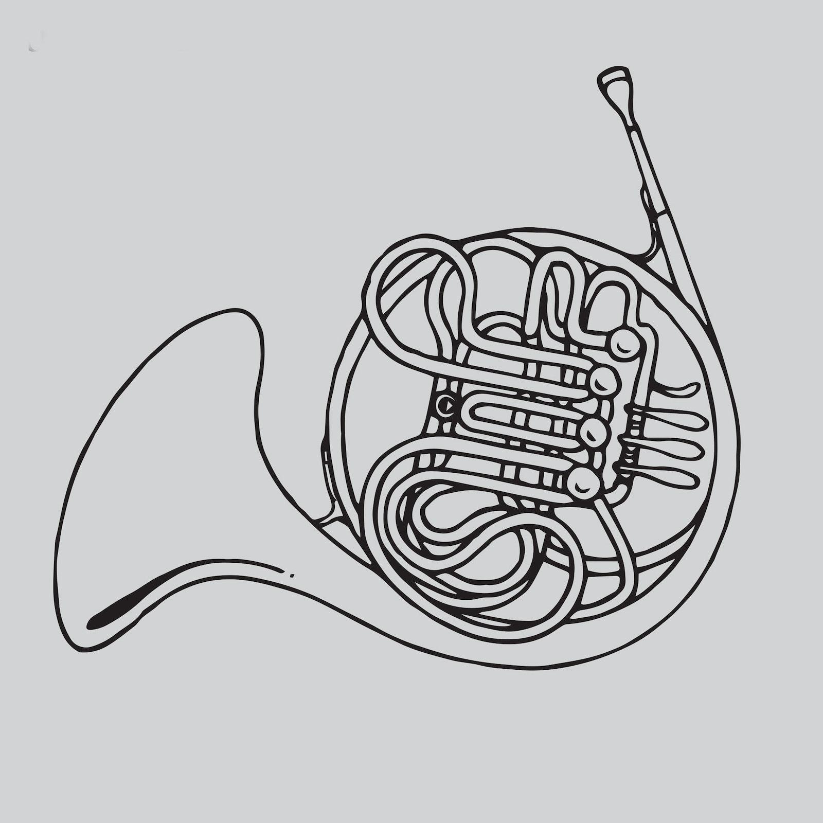HORN OUTLINE