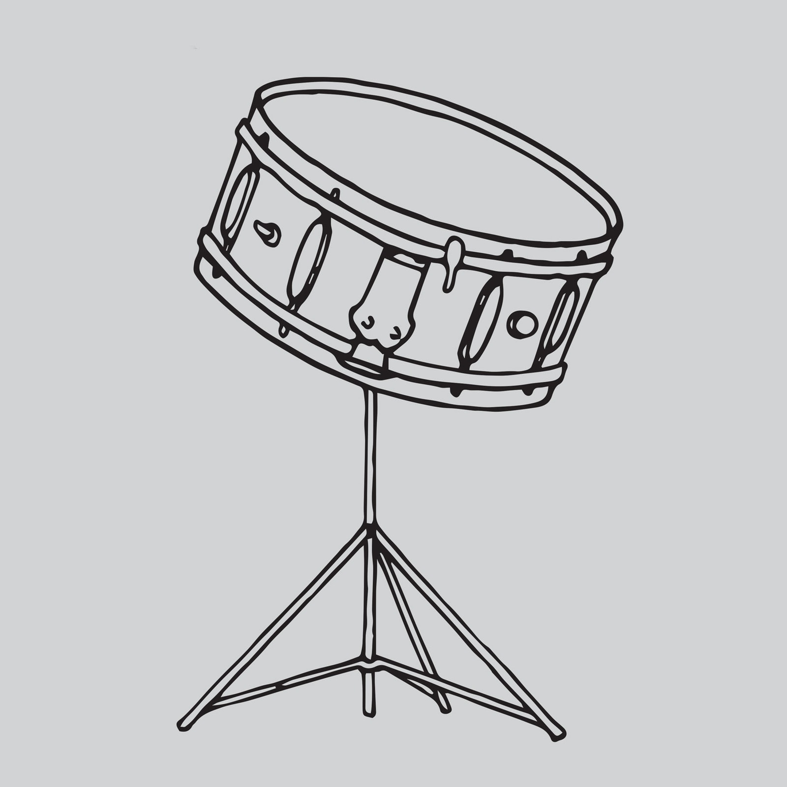 SNARE DRUM OUTLINE