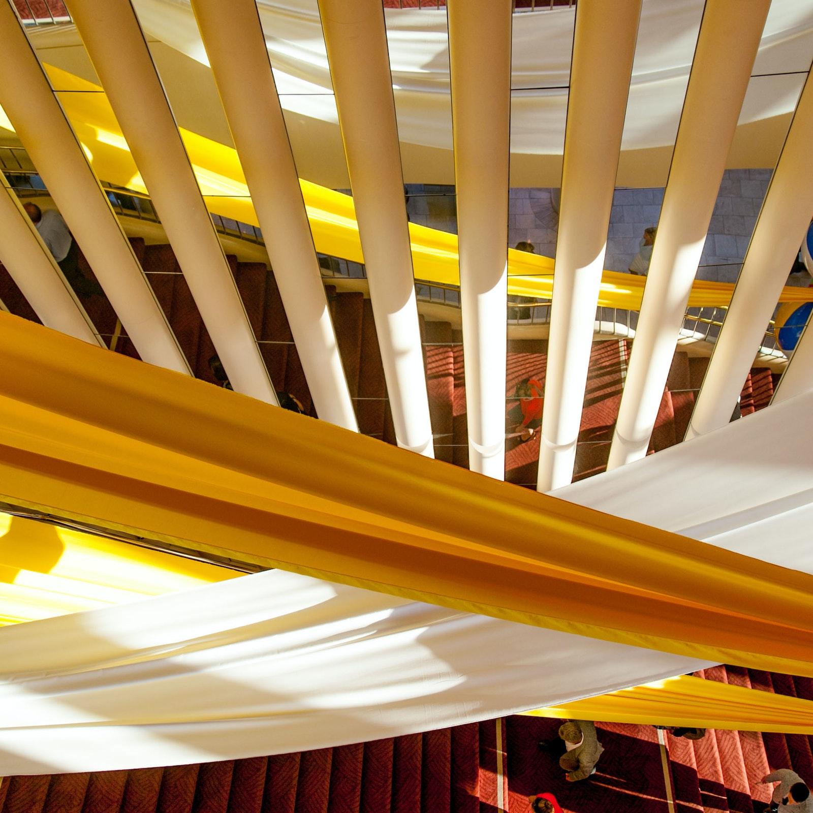 Davies Symphony Hall Lobby, San Francisco symphony