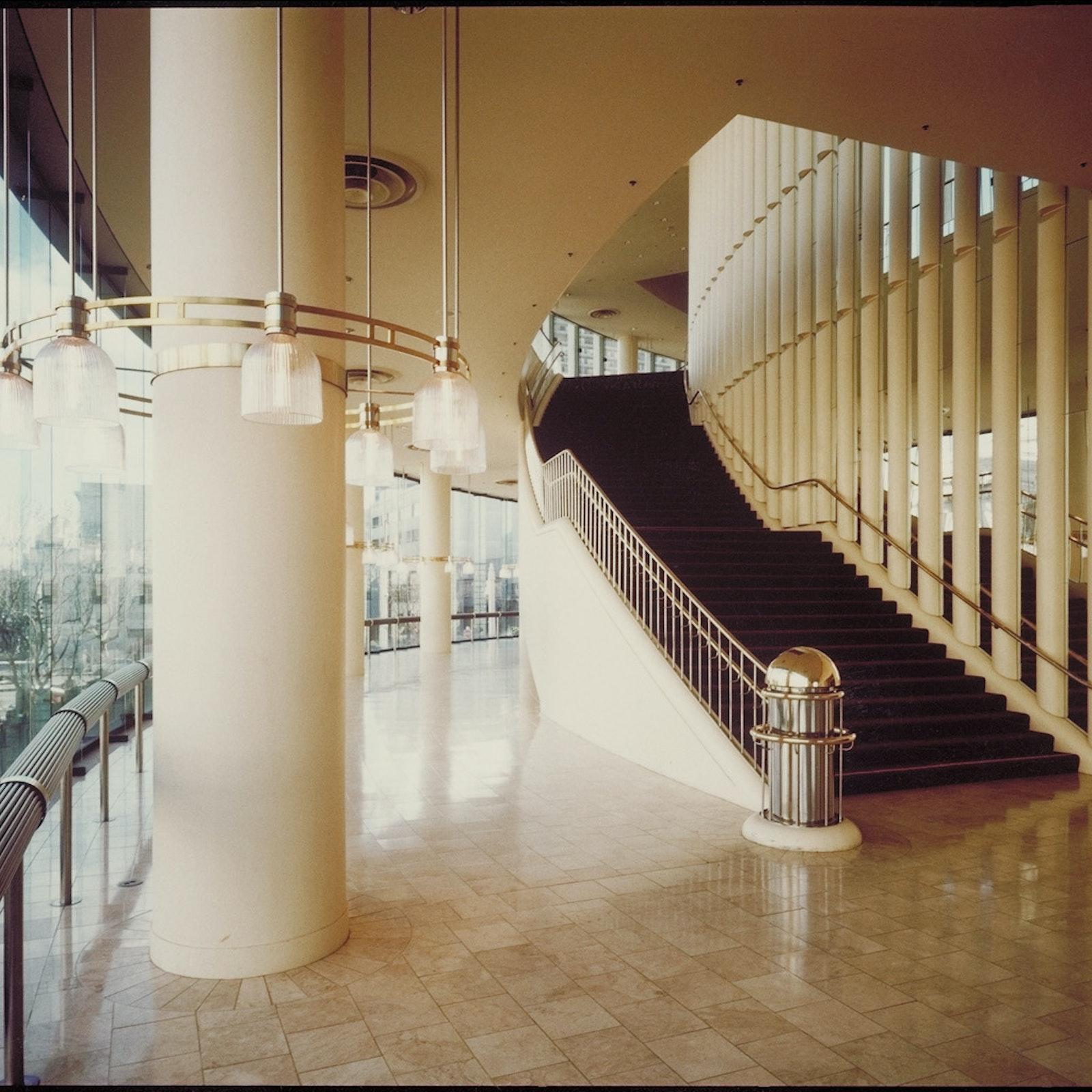 Davies Symphony Hall Lobby