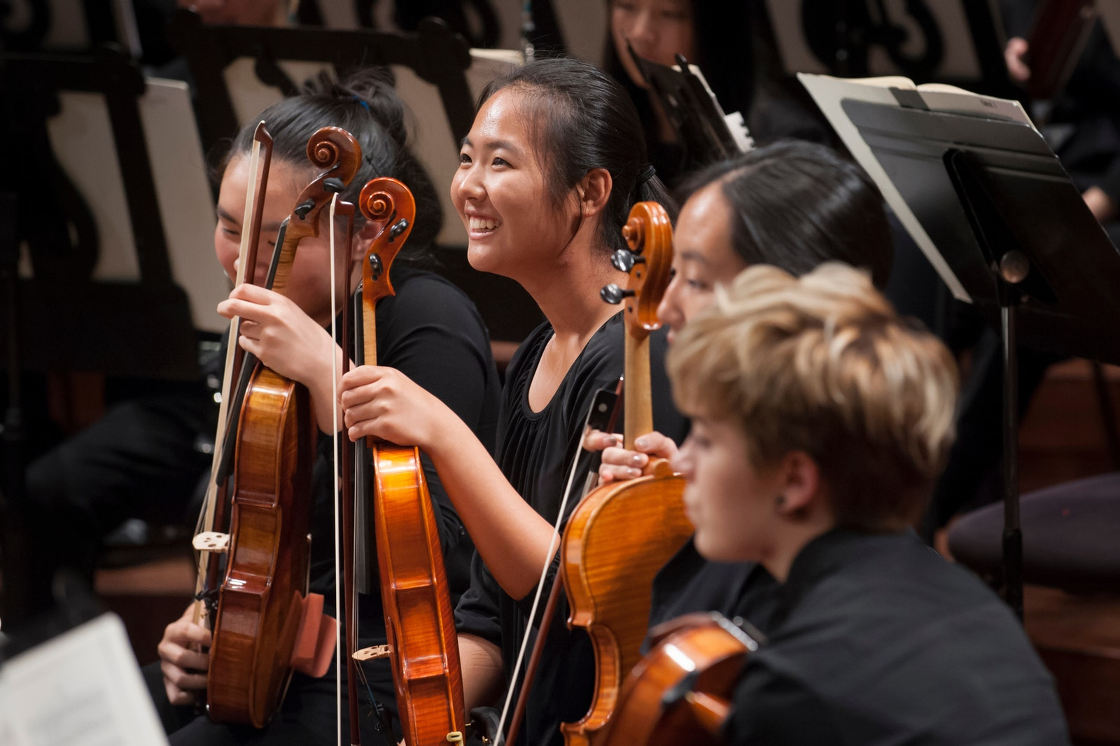 SF Symphony Youth Orchestra Strings